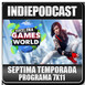 Indiepodcast 7x11 'Mirror's Edge Calalyst y Barcelona Games World'