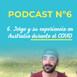 6. Jorge y su experiencia en Australia durante el COVID
