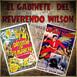 El Gabinete del Reverendo Wilson – Los tambores de Fu Manchú y Las Aventuras del Capitán Maravillas