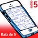 Raíz de 5 - 2x40 - Las Matemáticas que están dentro de tu móvil