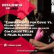 Resiliencia en Linea 33 / Confinamiento por COVID vs. violencia intrafamiliar.