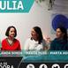 GRAN TERTULIA EN MUNDO PRANICO - Marta Puig, Marta Adell, Yolanda Soria, Luis Palacios, Albert Roca