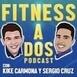 Fitness A Dos - EP82 - CLAVES para LOGRAR TU propio ÉXITO y CAMBIAR TU VIDA (Con JOSUÉ TARÍ)