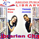 Librarian Chat #19: Library News & Harris Poll Results