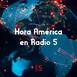 Hora América en Radio 5 - 18ª Muestra de Cultura Portuguesa en España - 27/10/20