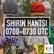 Shirin Hantsi 0700 UTC (30:00) - Oktoba 27, 2020
