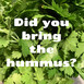 Did You Bring the Hummus Episode 1: Veganism, what is it and who is this host?