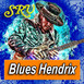 STEVIE RAY VAUGHAN ✬ by (Blues Hendrix)