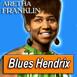 ARETHA FRANKLIN ✬ by (Blues Hendrix)
