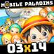 03x14 - Teamfight Tactics, One Piece Bon! Bon! Journey! y el nuevo juego de Supercell Hay Day Pop