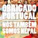 Pedro Queiroz no Nepal: Associação Obrigado Portugal