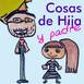 Cosas de Hija y padre 2x14 - Llegaron los Reyes Magos cargaditos de regalos