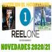 REEL ONE NOVEDADES FINAL 2020 PRINCIPIO 2021- Charla con Víctor Sahún - Luces en el Horizonte