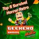 Top 5 mejores juegos de Survival Horror retro