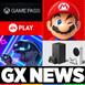 GX NEWS 001 - Xbox Series S, EA Play con el Game Pass, Nvidia GEFORCE RTX, 35º aniversario de Mario, el Rubius, PS VR