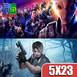 PG 5X23 - Anunciado Xcom: Chimera Squad, Rumores sobre un Remake de Resident Evil 4