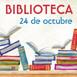 DÍa de la Biblioteca 2019