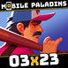 03x23 - Gameplay de Wild Rift, Exos Heroes, Bullet Echo, Demon Blade, Dungonian, Dead Cells y más!