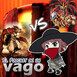 VagoPodcast #50: Master Vagos - Servants Mexicanos vs Servants Peruanos