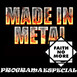 Made in Metal Programa 215. Especial la historia de Faith No More.