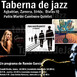 Taberna de JAZZ - 6x03 - Agbabian - Zamora - Sirkis-Bialas IQ - Toni Belenguer
