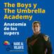 The Boys y The Umbrela Academy, anatomía de los supers