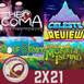GR (2x21) Caída PSN, Monster Hunter World, Celeste, Golf Story, The Coma, Saga Monkey Island (Sorteo Zeno Clash 2)