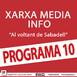 XMInfo. PROGRAMA 10. Secció 'Experiències'