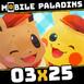 03x25 - Pokémon Unite, Metal Slug Code J, Catan: World Explorers, Pokémon Café Mix y más!
