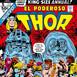 El poderoso Thor:¡La guerra de los dioses!-La lección de un padre a su hijo