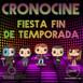 CronoCine Extras: Fiesta fin 2ª Temporada (Confesión o CronoDebate ft. Crononautas y @JMaquiavello)