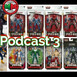 PODCAST 3 #MLMO Los monos de Paris y London CC 2019 Hasbro Marvel Legends (killing dogs)
