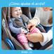 P16 Ajustar arnés en el Sistema de Retención Infantil
