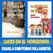 CHARLA CON PEDRO VILLANUEVA - Luces en el Horizonte
