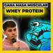 Episodio 29 con Jose María Puya- Proteína de Suero de Leche: ¿ Ayuda a AUMENTAR la MASA MUSCULAR?