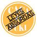 #08 Caca o Cuki - Leyes Absurdas