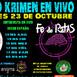 Radio krimen en vivo - viernes 23 de octubre