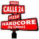 #123# Hardcore (by Chino) - Calle 24