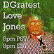 DGratest Monday Night Love Jones Presents : Monday Night Vibes Vol III